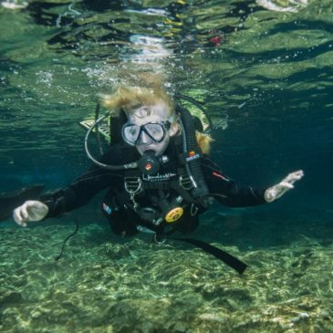 A Passion For Scuba Diving